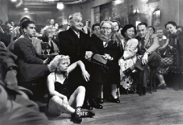 Le Petit Balcon, 1953