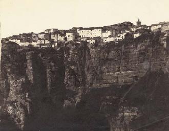 Town of Constantine, Algeria,