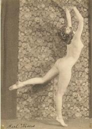 Nude Dancer, 1920s