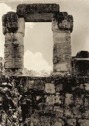 Yucatan Temple, circa 1930