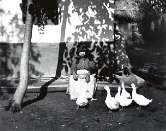 Tisza Szalka, Hungary, 1924