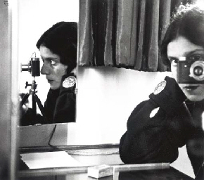 Self-portrait with Leica, 1931