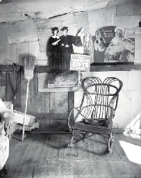 Interior Detail, West Virginia