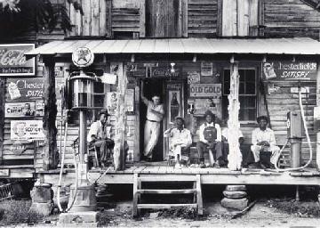 Crossroads Store, Alabama, 193