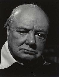 Winston Churchill, 1951