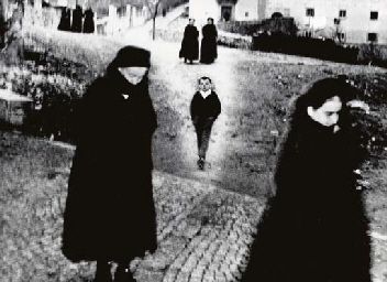Scanno, 1957-1959
