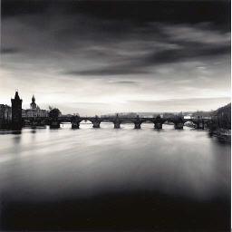 Charles Bridge, Study 6, Pragu