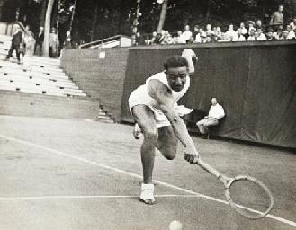 'Dynamo' Stadium, Tennis, 1932