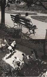 On the Boulevard, 1932