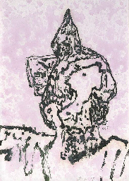 Untitled (Figure in Mountain L