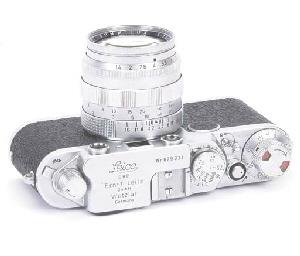 Leica IIf no. 679331