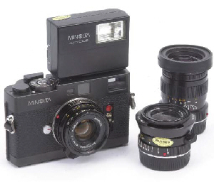 Minolta CLE outfit