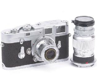Leica M3 no. 1041523