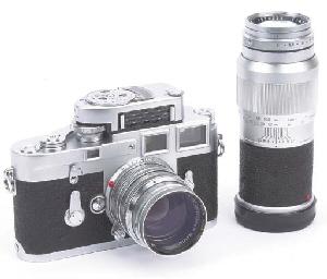 Leica M3 no. 883420