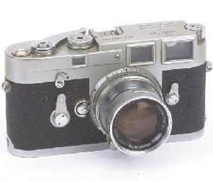 Leica M3 no. 999784