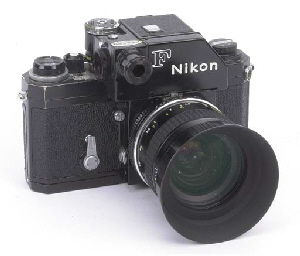 Nikon F no. 6518117