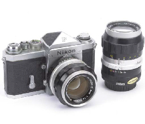 Nikon F no. 6563784