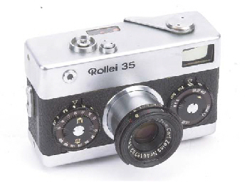 Rollei 35 no. 3051035