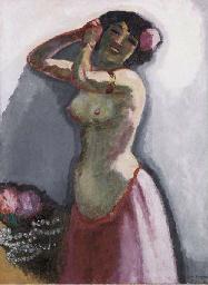 Danseuse aux bijoux (Anita)