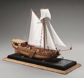 A Model of a Dutch Admiralty Y