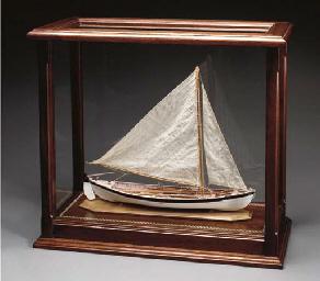 A model of a Nantucket Whalebo