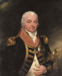 Portrait of Vice-Admiral Sir W