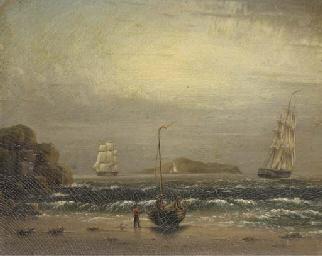 English and American merchantm
