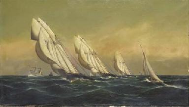 A New York Yacht Club member's