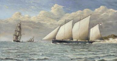 The Royal Yacht Squadron racin