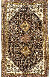 A fine antique Qashqai rug, So