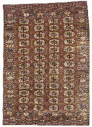 A Tekke Bokhara carpet, West T