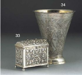 A Continental Silver Marriage