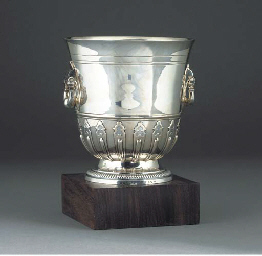 A French Silver Cup