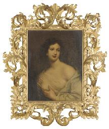 Portrait of a lady, bust-lengt