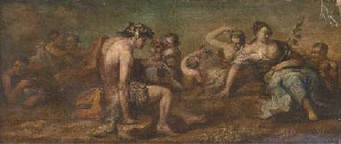 The Triumph of Bacchus and Ari