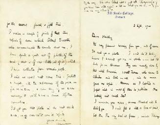 LAWRENCE, T.E. Autograph letter signed (