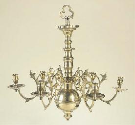 A Northern European brass six