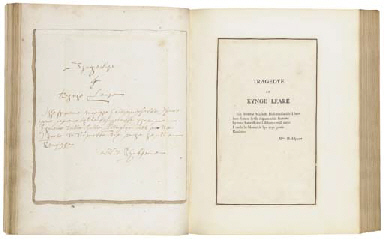 IRELAND, Samuel (d.1800). Misc