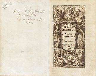 POPE, Alexander (1688-1744) --