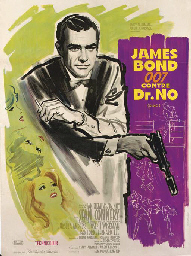Dr. No/James Bond 007 Contre D
