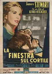 Rear Window/La Finestra Sul Co