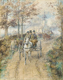 A Carriage Ride