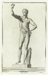 Statuae Antiquae Edoruvum et V
