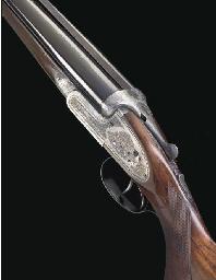 A .475 DOUBLE-BARRELLED HAMMER