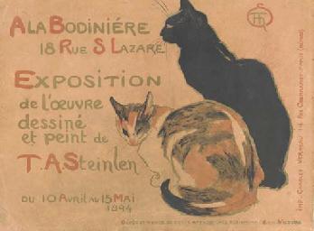 'A LA BODINIERE', A LITHOGRAPH