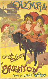 'OLYMPIA, GRAND BALLET: BRIGHT