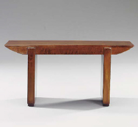 AN ART DECO LOW TABLE