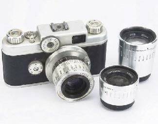 Argus C44 camera no. 004407116