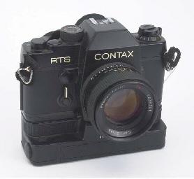 Contax RTS camera