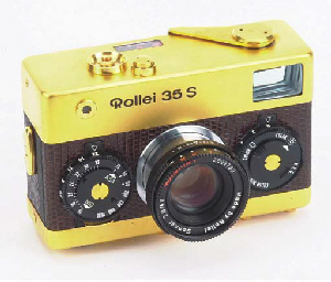 Rollei 35S Gold no. 409